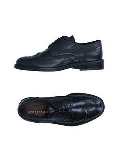 Обувь на шнурках Hudson