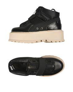 Высокие кеды и кроссовки Rihanna x Puma