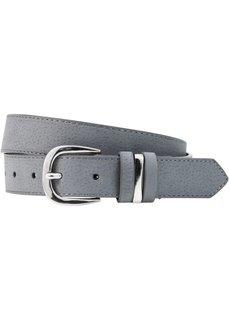 Ремень Свеа (серый/серебристый) Bonprix