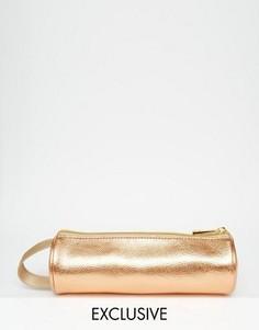 Золотистый пенал Mi-Pac - Медный