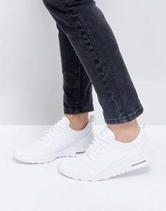 Белые кроссовки Nike Air Max Thea - Белый