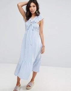ef9ff7f7487 Купить женские платья удлиненные в интернет-магазине Lookbuck ...