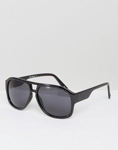 Черные солнцезащитные очки-маска AJ Morgan Surveyors - Черный