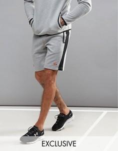 Спортивные шорты со вставками Ellesse - Серый