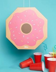 Пиньята в форме пончика Doiy - Мульти