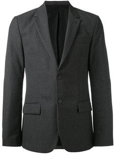 пиджак на подкладке с двумя пуговицами Ami Alexandre Mattiussi