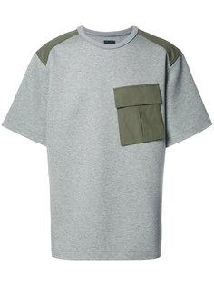 футболка с короткими рукавами Juun.J