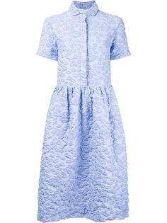 расклешенное платье Henry  Shrimps