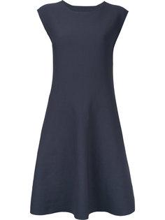 расклешенное платье Issey Miyake Cauliflower