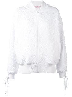 embroidered bomber jacket A.F.Vandevorst