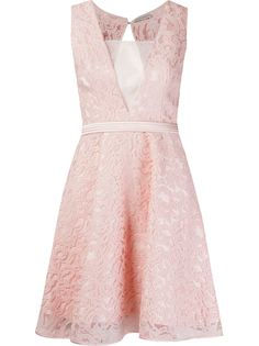 расклешенное кружевное платье Martha Medeiros
