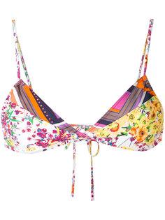 floral bikini set Roseanna