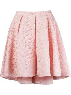 кружевная пышная юбка marescot Martha Medeiros
