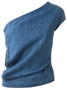 джинсы кроя буткат Marquesalmeida