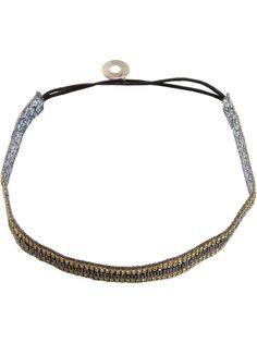 embellished headband Serpui