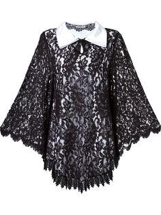 lace overlay dress Martha Medeiros
