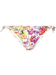 flower print bikini bottom Roseanna