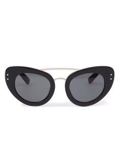 солнцезащитные очки Erdem 7 Linda Farrow Gallery