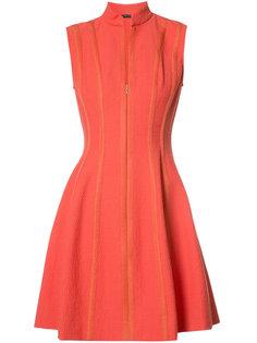 расклешенное платье Josie Natori