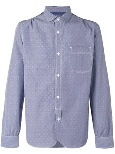 рубашка с закругленным краем  Junya Watanabe Comme Des Garçons Man