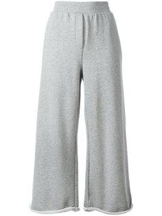 укороченные спортивные брюки T By Alexander Wang