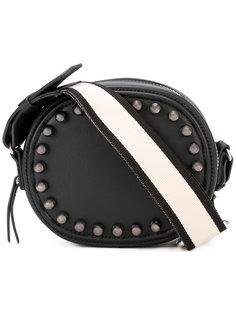 сумка через плечо с заклепками Nº21