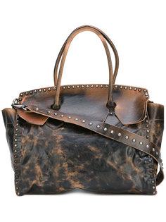 сумка-тоут с заклепками Giorgio Brato