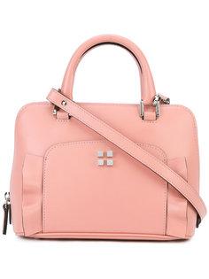 сумка на плечо с оборками Manurina