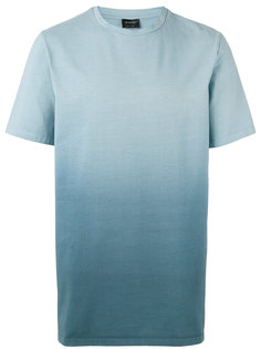футболка с эффектом градиента Jil Sander
