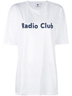 Pam x Carhartt WIP Radio Club logo T-shirt Carhartt