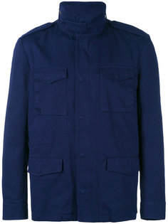 куртка с накладными карманами  Mp  Massimo Piombo