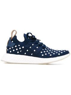 кроссовки NMD_R2 Primeknit Adidas