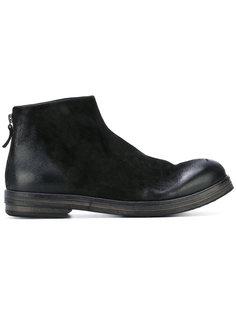 ботинки с молнией сзади Marsèll