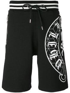 спортивные шорты Look Philipp Plein