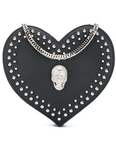 сумка на плечо в форме сердца Philipp Plein