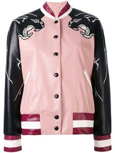 куртка на пуговицах Valentino