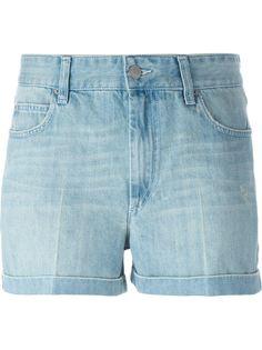джинсовые шорты Peter Isabel Marant Étoile