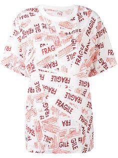 Fragile T-shirt  Mm6 Maison Margiela