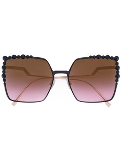 солнцезащитные очки Can Eye Fendi