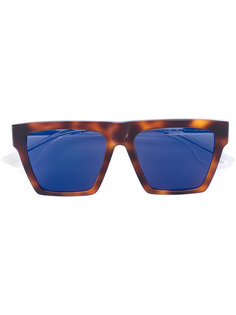 солнцезащитные очки в квадратной оправе McQ Alexander McQueen