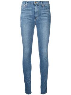 джинсы скинни с потертостями Joes Jeans