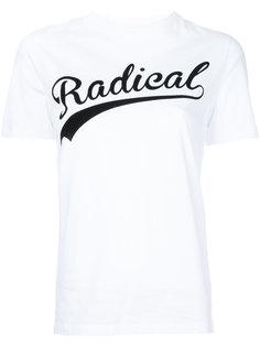 футболка с принтом Radical  Être Cécile
