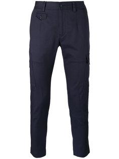 классические брюки чинос Dolce & Gabbana