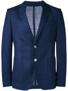 тонкий вязаный пиджак Boss Hugo Boss