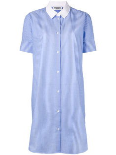 удлиненная полосатая рубашка Essentiel Antwerp
