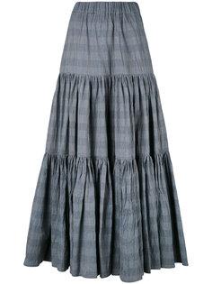 юбка в цыганском стиле Erika Cavallini