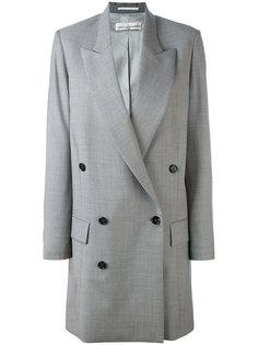 удлиненное двубортное пальто  Golden Goose Deluxe Brand