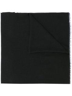 шарф с вышитым логотипом M Missoni