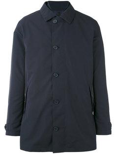 стеганое пальто Z Zegna