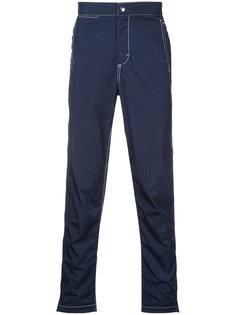 брюки с контрастной строчкой  T By Alexander Wang